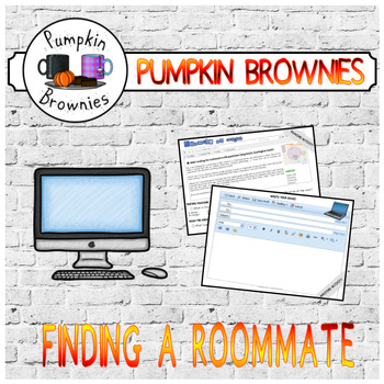 Finding a roommate