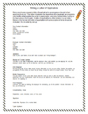 Finding and Applying for Jobs- Writing a Letter of Application (Cover Letter)