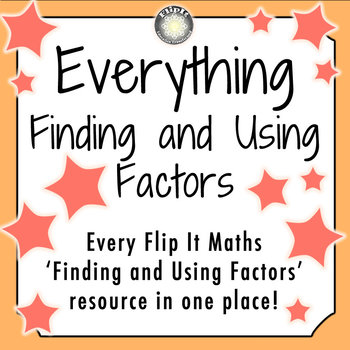 Finding and Using Factors