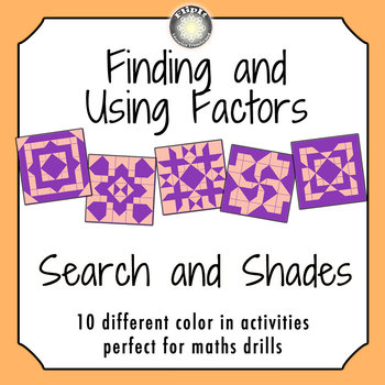Finding and Using Factors Search and Shades