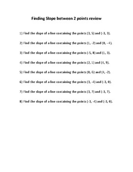 Finding equations of lines from points and equations