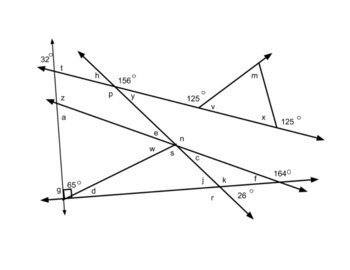Finding missing angles/Triangles