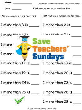 Finding more worksheets (4 levels of difficulty)