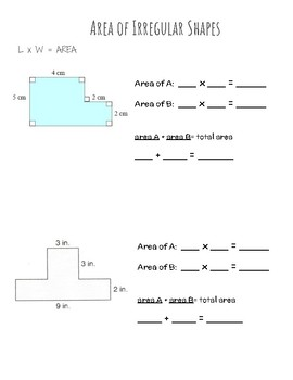 Finding the Area