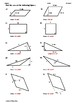 Finding the Area of Polygons Worksheet II