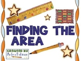 Finding the Area of Shapes
