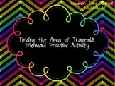 Finding the Area of Trapezoids Mermaid Joke Activity