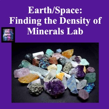 Finding the Density of Minerals