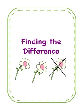 Finding the Difference