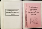 Finding the Distance Between 2 Points