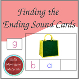 Finding the Ending Sound Cards