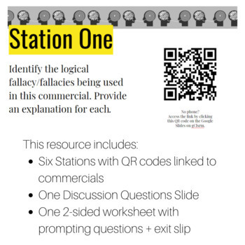 Finding the Fallacies Learning Stations