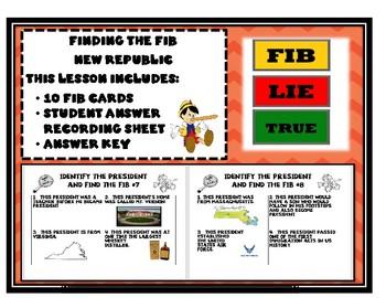 Finding the Fib -New Republic