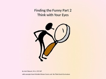Finding the Funny Prt 2