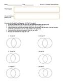 Finding the GCF using Venn Diagrams