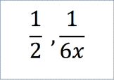 Finding the LCD of Rational Expressions
