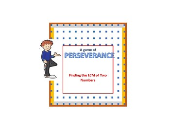 Finding the LCM of Two Numbers - A Game of Perseverance