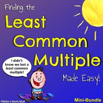Least Common Multiple (Mini Bundle)