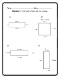 Finding the Length of Missing Sides