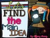 Finding the Main Idea