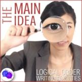 Finding the Main Idea - ESL Reading/Writing Activity
