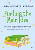 Finding the Main Idea Graphic Organizer