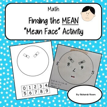 """Finding the Mean """"Mean Face"""" activity"""