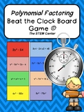 Finding the Means Beat the Clock Game