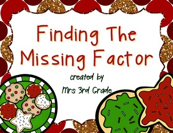 Finding the Missing Factor