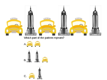 Finding the Part of a Pattern that Repeats