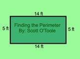 Finding the Perimeter Math Smartboard Lesson