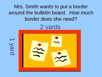 Finding the Perimeter PowerPoint Presentation