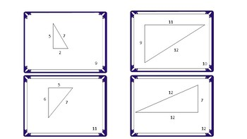 Finding the Perimeter and Area of Right Triangles