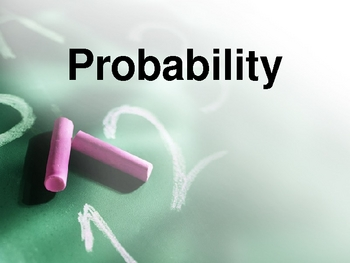 Finding the Probability Interactive PowerPoint Presentation