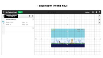 """Finding the Quadratic Equation to Match Your """"Angry Birds Launch"""" Using Desmos"""
