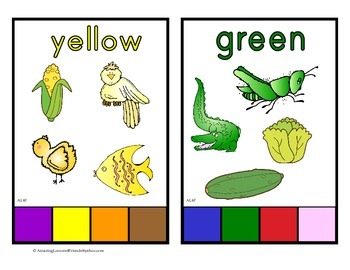 Finding the Right Color Cards