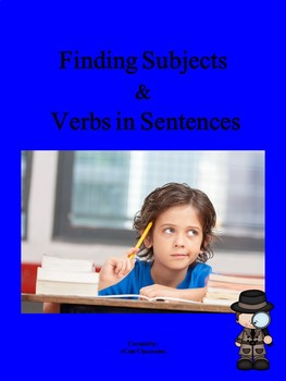 Subject and Verbs in Sentences