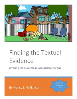 Finding the Textual Evidence