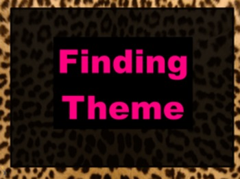Finding the Theme