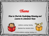 Finding the Theme - Interactive PowerPoint