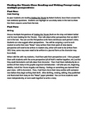 Finding the Titanic Close Reading and Writing Prompt Multi