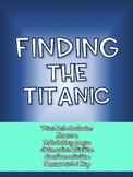 Finding the Titanic Mini Unit