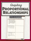 Finding the Unit Rate & Graphing Proportional Relationships