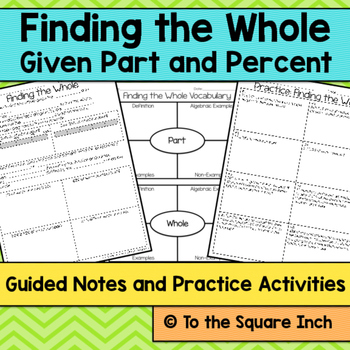 Finding the Whole Notes