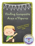 Finding the Area of Composite Figures