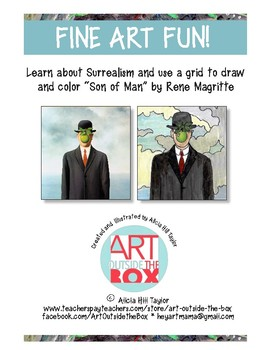 Fine Art Fun: Learn, Create, and Test your Knowledge on Surrealism