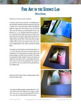 Fine Art for the Science Lab: Light, Optics, & Color