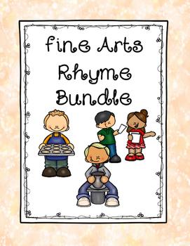 Fine Arts Rhyme Bundle