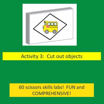Scissors and Cutting Skills