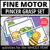 Fine Motor Activities | Bead Placement Mats for Preschool and PreK